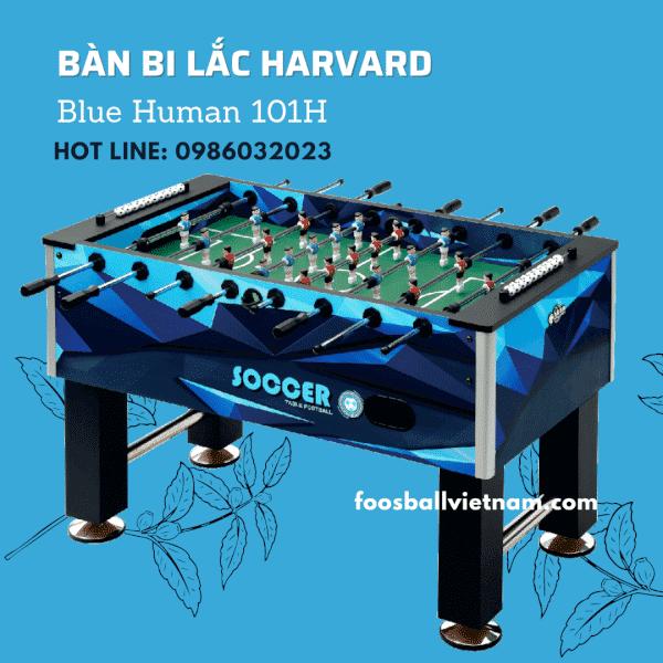 Bàn bi lắc Harvard Blue Human 101h