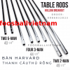 Harvard Rod Hollow (sắt rỗng)