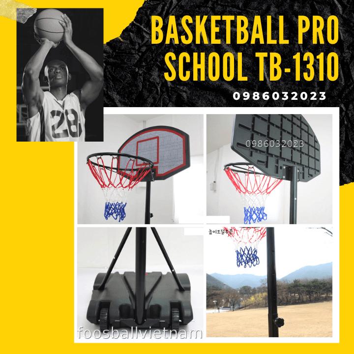 Basketball Trụ bóng rổ tiêu chuẩn trường học